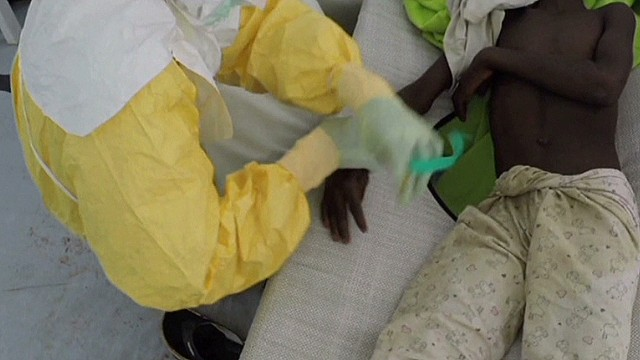 On the front lines of Africa's Ebola battle