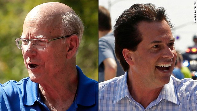 Incumbent Sen. Pat Roberts defeated tea party-backed challenger Milton Wolf Tuesday night.