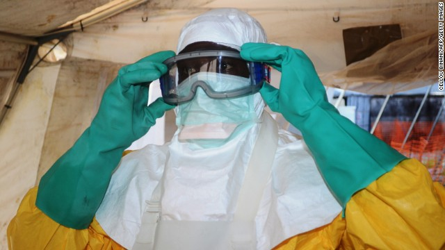 Sierra Leone 'not able to deal' with Ebola