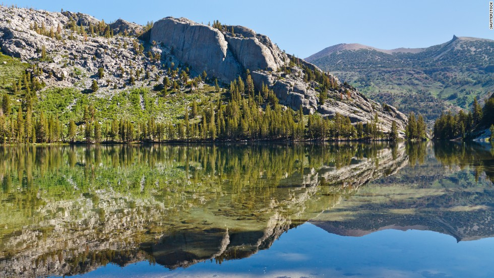 Located in Oakhurst-North Fork, California, Ansel Adams Wilderness is bordered by Yosemite Wilderness on the north and John Muir Wilderness on the southeast.