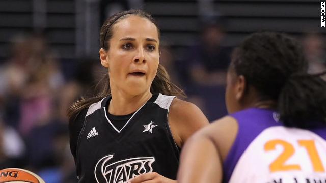 NBA's first full-time female coach