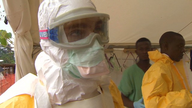 Inside an Ebola outbreak epicenter