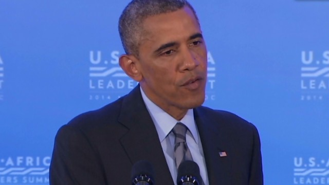 Obama: 'I have no sympathy for Hamas'