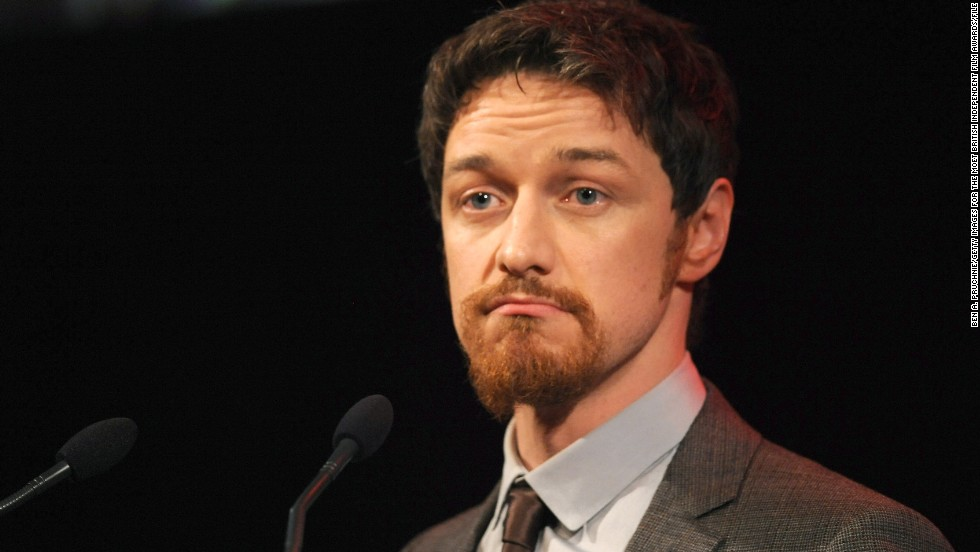 "If you try to covertly tape James McAvoy on stage, he has no problem with abruptly stopping the show. That's what happened in 2013, when an attendee at a performance of McAvoy's ""Macbeth"" was trying to film the show. Once McAvoy spotted the filmographer, <a href=""http://www.telegraph.co.uk/culture/theatre/theatre-news/9978221/James-McAvoy-halts-Macbeth-to-stop-audience-member-filming.html"" target=""_blank"">he yelled at the person while still in character</a>, completely holding up the production until the camera was removed."