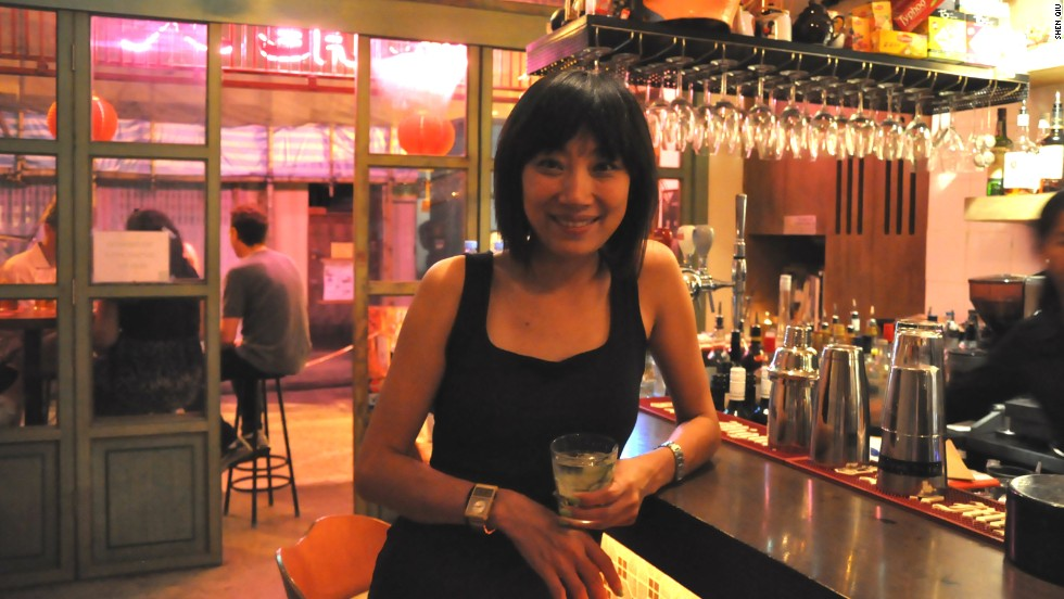 """Old things are being destroyed,"" says Sam Leung, the bar's owner. ""I wanted to protect and keep the memory"" of similar watering holes."