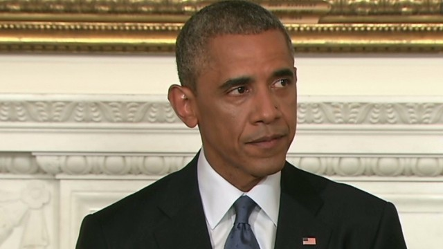 Obama authorizes airstrikes against ISIS