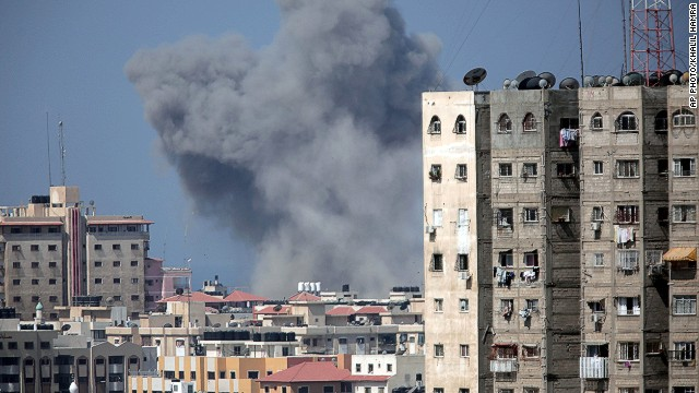 IDF: 'Terrorists' violated ceasefire