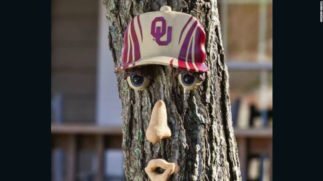 News that the quirky in-flight retailer has filed for bankruptcy has us wondering where we're going to get our Sooner-approved tree faces?