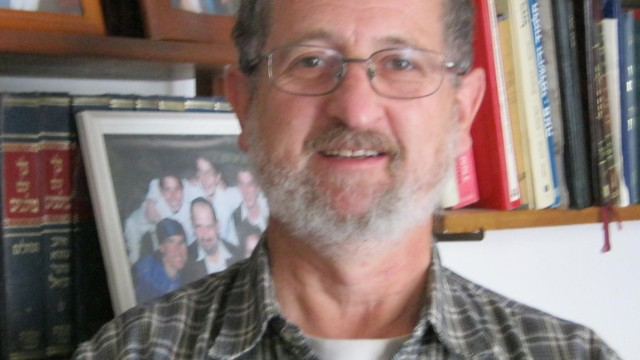 Rabbi Yehiel Grenimann.