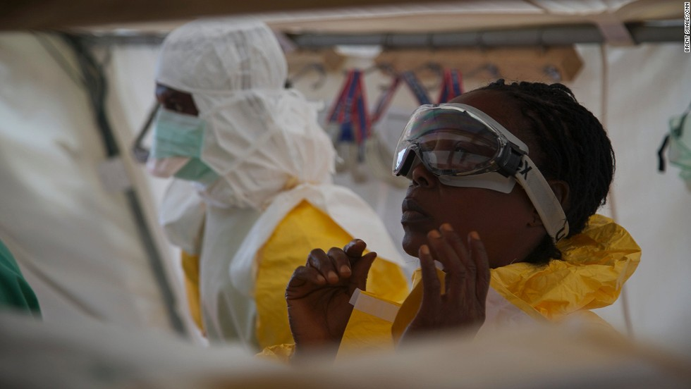 "Scores of doctors and nurses have died from the Ebola virus in Sierra Leone. As the outbreak spreads, Medecins Sans Frontieres (MSF) says that they are stretched beyond capacity. ""We simply cannot do more,"" said their director of operations."