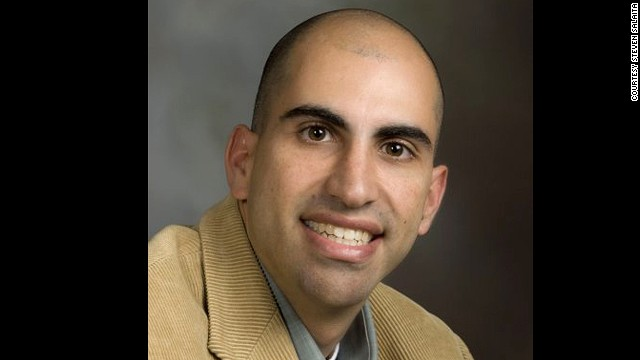 Dr. Steven Salaita, a pro-Palestinian college professor was allegedly rescinded a tenure offer at the University of Illinois following his controversial anti-Israel tweets over the war in Gaza.