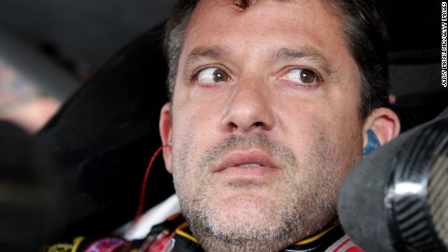 Tony Stewart did not drive Sunday in a NASCAR Sprint Cup race at Watkins Glen International race track.