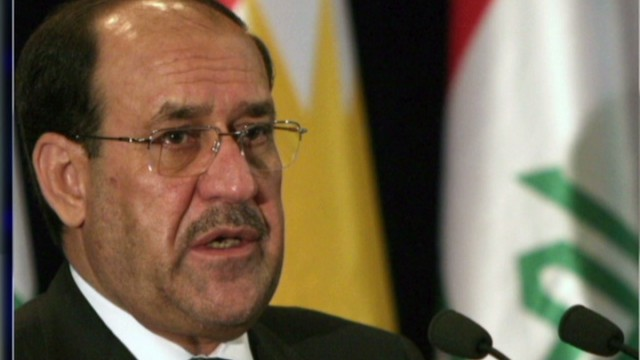 Al-Maliki forces deployed around Baghdad