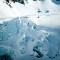 paragliding swiss alps Glacier views