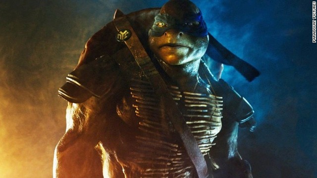 "The new ""Teenage Mutant Ninja Turtles"" movie will have a sequel also produced by Michael Bay."