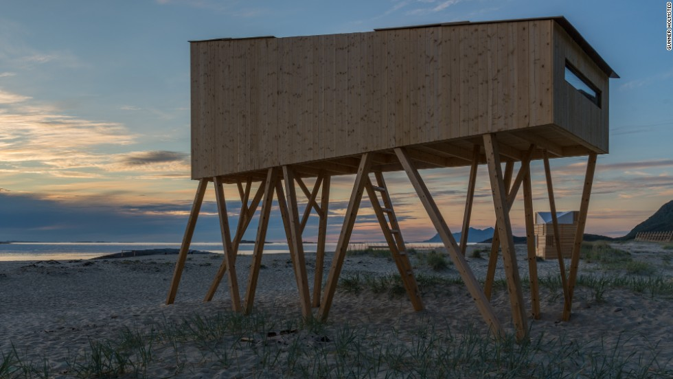The SALT Festival, which will kick off in Norway in August and run in various locations for eight years, aims to attract people to the remote Arctic. Accommodation includes huts with wood-burning stoves and glass roofs to view starry skies. Is this what glamping looks like in the north?