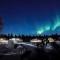 kaksaluttanen arctic resort