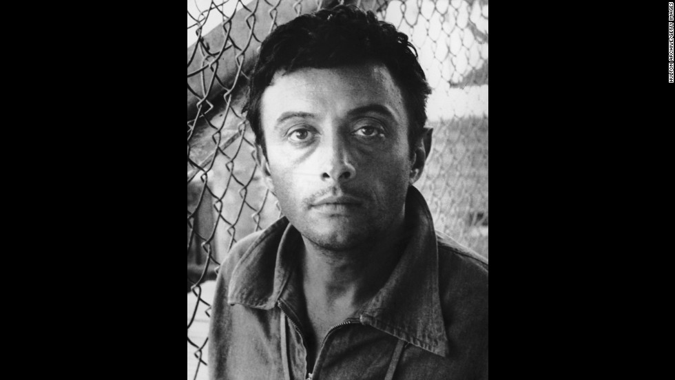 Counterculture comedian, social satirist and expletive enthusiast, Lenny Bruce (seen here circa 1965), knew how to talk dirty and influence people. He kept his audience in rapt attention while speaking frankly -- often in a stream of consciousness -- about taboo subjects such as religion, politics and sex. But not everyone was amused. Bruce was arrested several times for obscenity in his act, ultimately leading to a conviction at trial following a 1964 charge. The good news is he was granted a full pardon. The bad news is that it came in 2003, 37 years after Bruce died of a drug overdose in his Hollywood house at the age of 40.