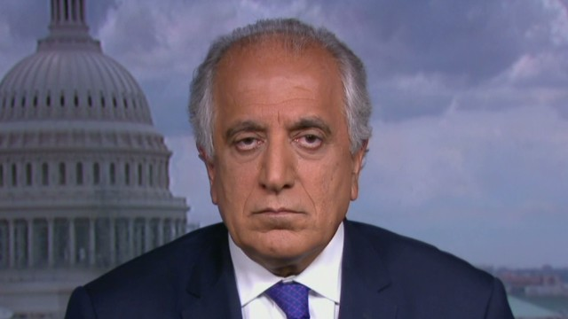 Zalmay Khalilzad Fred Pleitgen Amanpour interview Iraq U.S. Maliki_00061711.jpg
