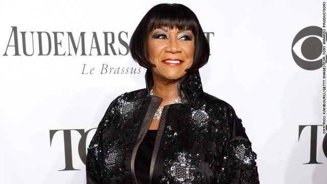 Patti Labelle attends the 68th Annual Tony Awards at Radio City Music Hall on June 8, 2014 in New York City.