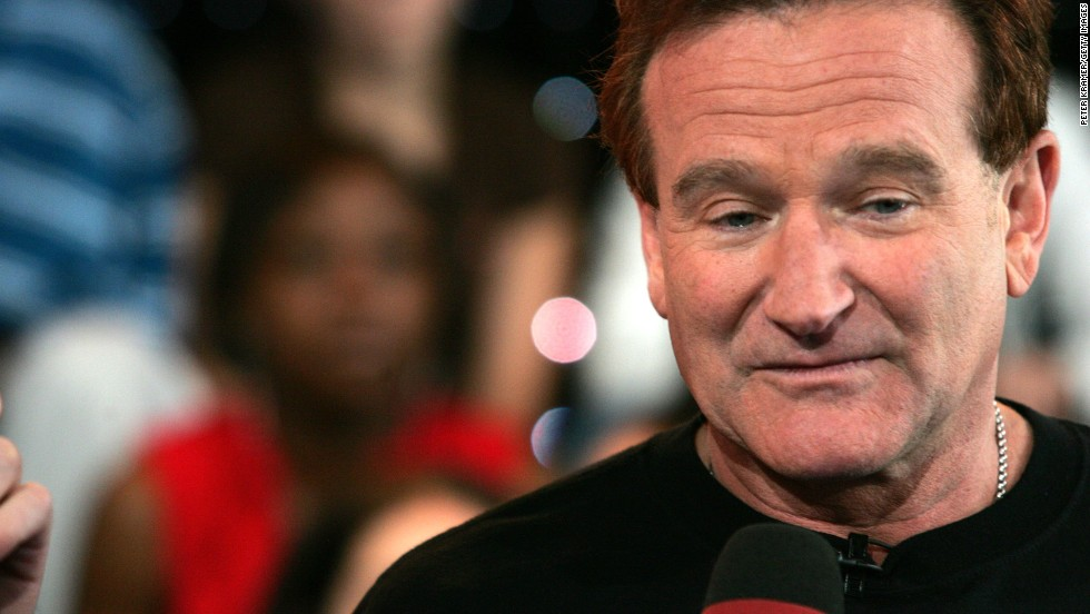 "Actor <a href=""http://www.cnn.com/2014/08/12/showbiz/robin-williams-obit/"">Robin Williams</a> became the top trending Google search for 2014 following his death in August."