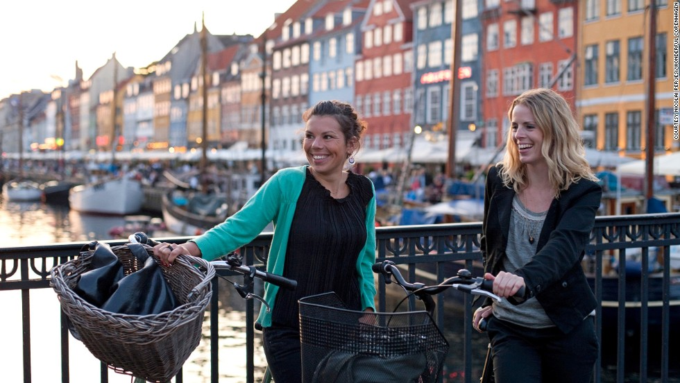 More than half of locals in the Danish capital cycle to work or school. With an estimated bike population of 650,000, there are slightly more cycles than people.