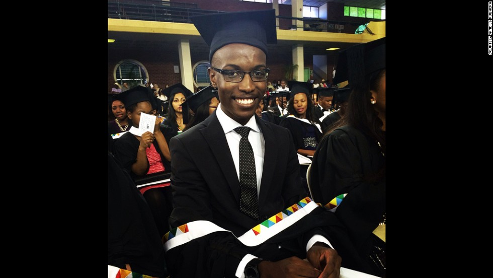 <strong>Sandile Kubheka</strong> started studying medicine at 16, and was only 20 when he became South Africa's youngest medical doctor. <br />