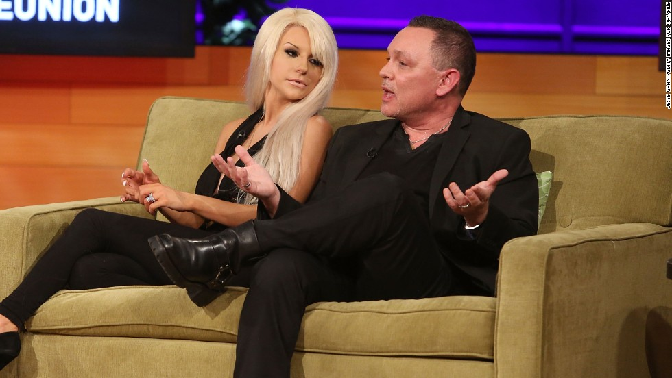 "Courtney Stodden's romance with former ""Lost"" actor Doug Hutchison has had some bumps. <a href=""http://marquee.blogs.cnn.com/2011/06/21/lost-actor-marries-16-year-old-girlfriend/"" target=""_blank"">Stodden is best known for marrying Hutchison </a>when she was 16 and he was 51.<a href=""http://marquee.blogs.cnn.com/2013/11/06/doug-hutchison-courtney-stodden-separate/"" target=""_blank""> In 2013, the controversial couple decided to separate, </a>although they continued to share a home. Maybe close quarters is what led to the rekindled affair; they've been back together since late last year."