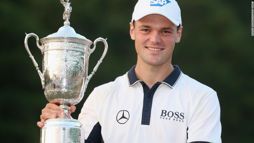 Kaymer claimed his second major title in 2014 by winning the U.S. Open at Pinehurst.