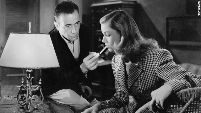 Remembering 'The Look' Lauren Bacall