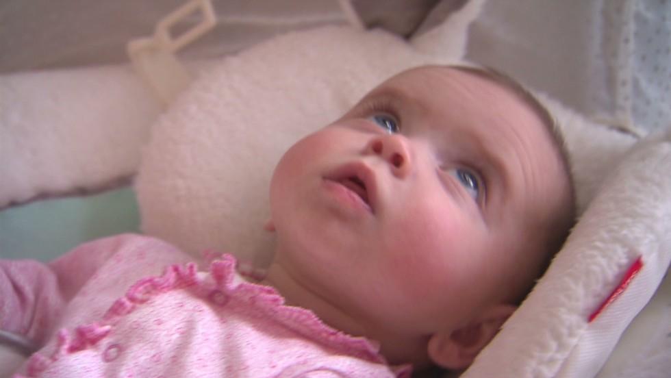 Can A Baby 39 S Motor Skills Predict Future Success Cnn