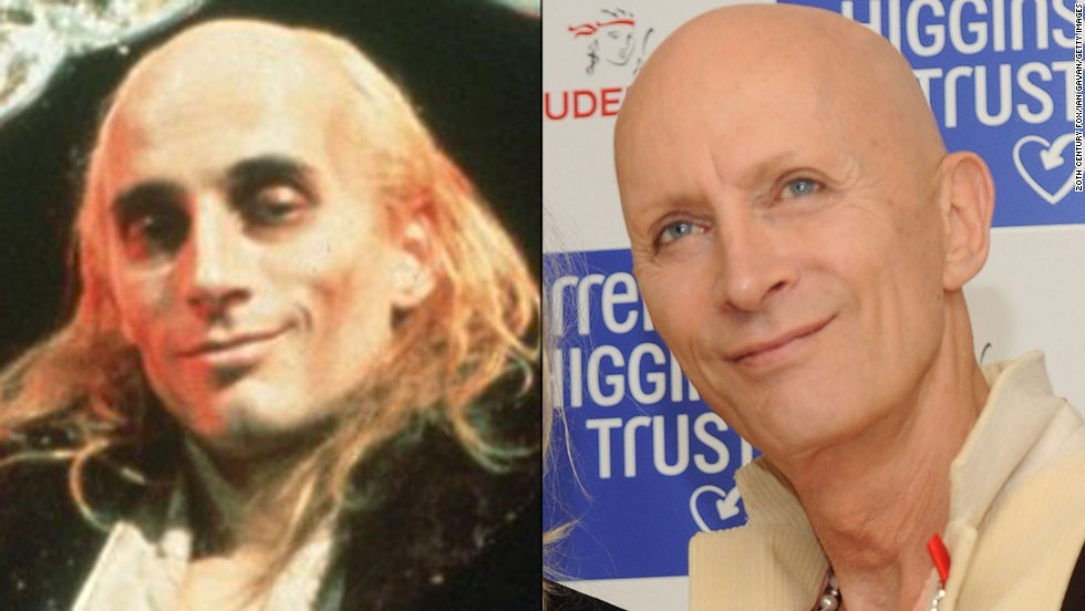 "Richard O'Brien may have played a supporting part -- he was ghastly butler/handyman, Riff Raff -- but without him we wouldn't have this cult classic. O'Brien wrote the original musical, and crafted the screenplay along with Jim Sharman. After ""Rocky Horror's"" big-screen debut, O'Brien stayed involved in theater and television, and now is <a href=""http://www.nzherald.co.nz/bay-of-plenty-times/news/article.cfm?c_id=1503343&objectid=11095656"" target=""_blank"">more likely to be found in New Zealand enjoying life. </a>"