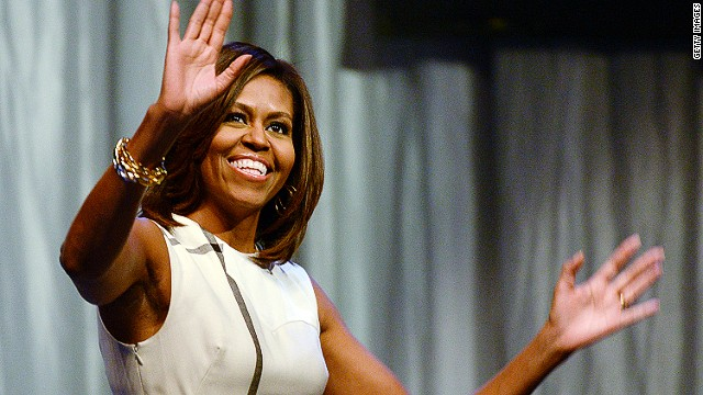 Turnip + Michelle Obama cutting loose = viral Vine