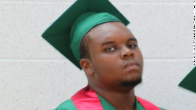 Michael Brown was days away from starting classes at Vatterott College.