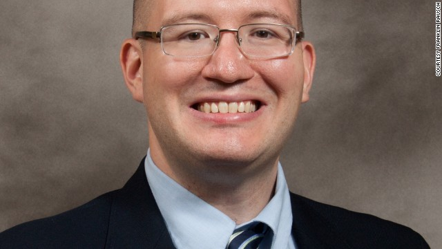 Franklin Rausch is an an assistant professor at Lander University and researched Catholicism in South Korea.