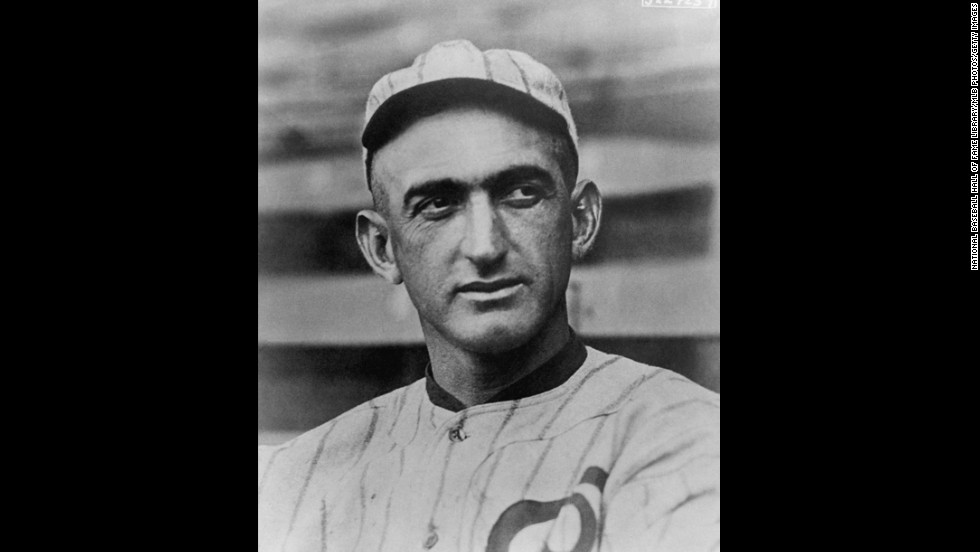 "For a fee of $20,000 each, Joe Jackson and seven of his teammates threw the 1919 World Series.  Jackson received only $5,000 of the promised sum but earned a lifetime suspension from Major League Baseball's first commissioner in 1921 for his role in rigging the championship.  ""Shoeless"" Joe's name remains on baseball's ineligible list despite lingering speculation that he did not participate in the fix."