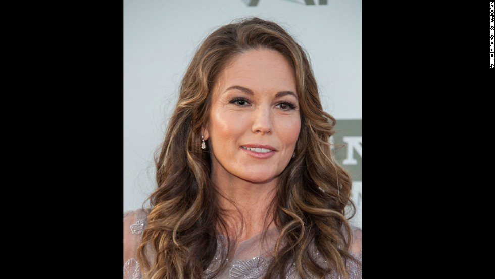 Diane Lane returns as Clark Kent's mother, Martha.