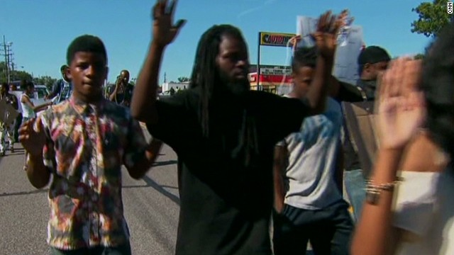 Journalists arrested in Ferguson