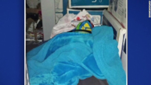 Teen secretly lived in Walmart for days