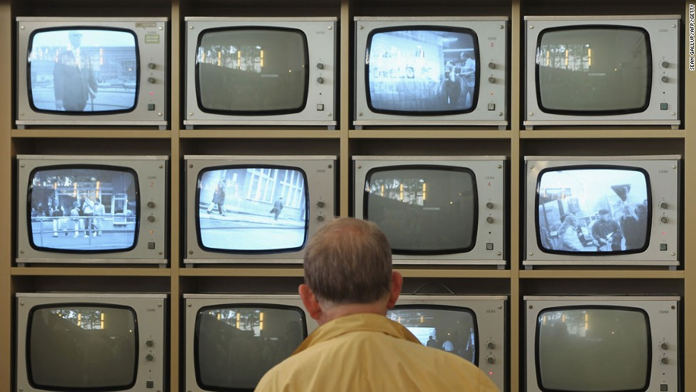 "The <a href=""http://www.hdg.de/berlin/ "" target=""_blank"">Tranenpalast</a>, or Palace of Tears, was once the official crossing point for West Germans visiting relatives in the East. It's now a museum with displays that include banks of televisions used for surveillance."