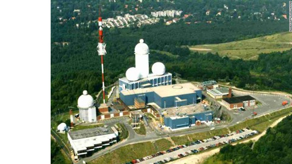 The full history of the Teufelsberg radar station and listening post won't be revealed until documents are declassified in 2022.