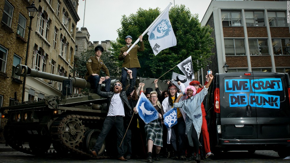 In 2009, BrewDog, a Scottish brewery, started a campaign called Equity for Punks that allowed fans to buy shares of the company online. Its most recent campaign, which took place last year, raised £1 million ($1.67 million) on its first day.