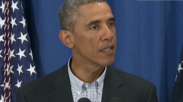 Obama: Mt. Sinjar ISIS siege thwarted