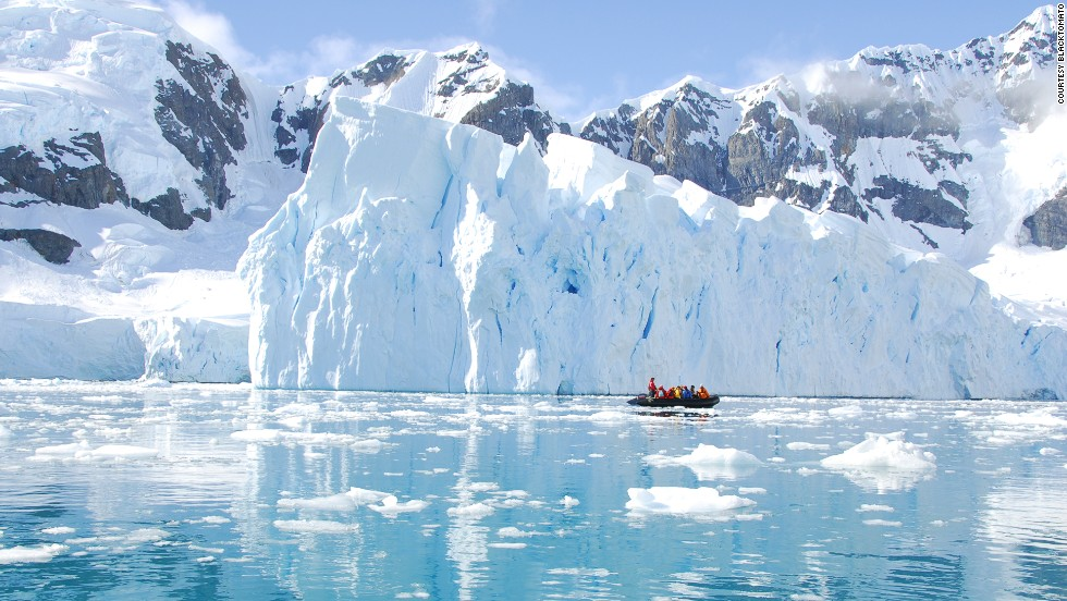 <strong>Ski and sled to the center of Antarctica</strong>: Princes Harry's skied there, Bill Clinton flew there and Juan Carlos, former King of Spain, sailed there. Now, for $50,000, you can ski and sled there too.