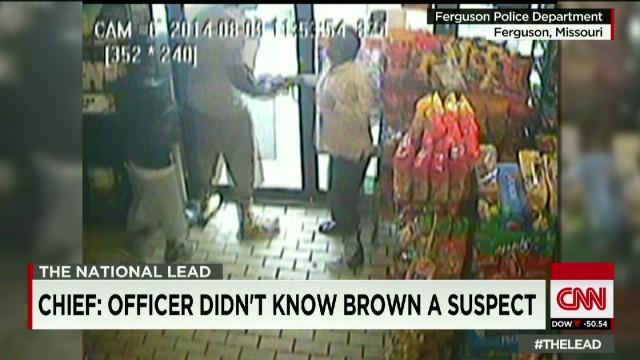 Tapper Ferguson Missouri Shooting Conflicting Stories_00002512.jpg