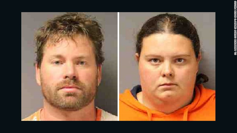 Couple sentenced in kidnapping of Amish sisters
