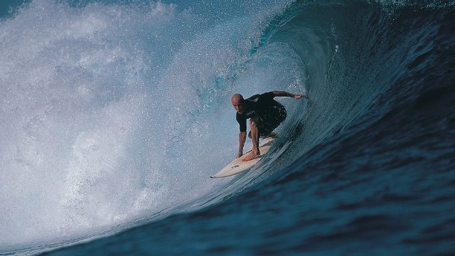 Tahiti: No finer place to get barreled.