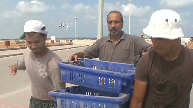 Fishermen struggle under restrictions