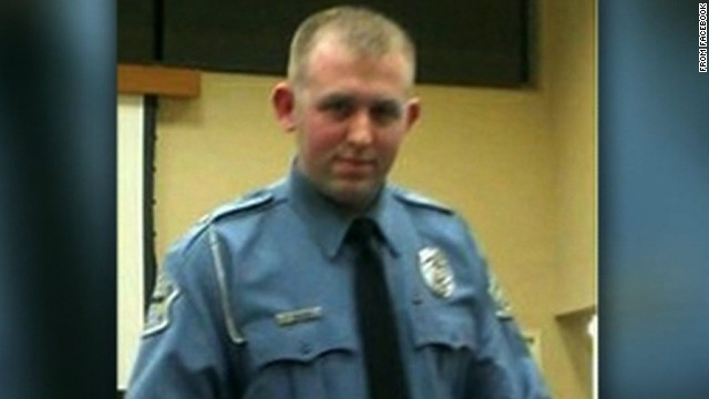 Ferguson police Officer Darren Wilson shot and killed Michael Brown on August 9.