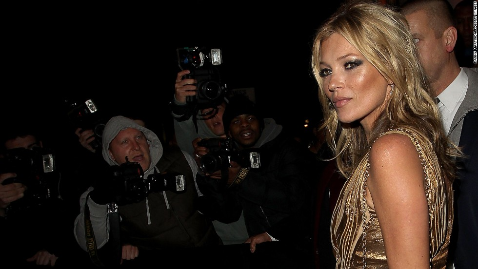 British modeling veteran Kate Moss, whose fame dates to the '90s, maintains deals with companies like St. Tropez. They contribute to both her longevity and a $7 million annual income.